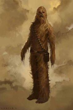 Chewbacca ~ I love him so much.