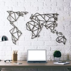 42 Awesome Metal Wall Decor Ideas For Your Living Room