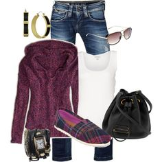 """""""Casual"""" by tarcro on Polyvore"""