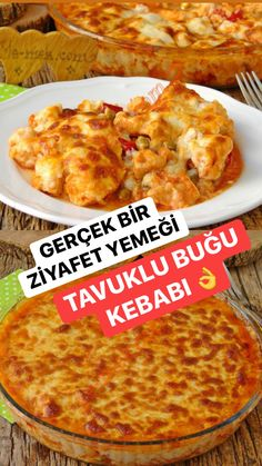 Fish And Meat, Fish And Seafood, Yum Yum Chicken, Baked Chicken, Chicken Kebab, Chicken Sauce, Turkish Recipes, Italian Recipes, Ethnic Recipes
