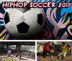 Juega a Hiphop soccer 2017 para Android. Descarga gratuita del juego Hiphop fútbol 2017.