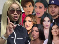 Blac Chyna Drops All Kardashian Sisters But Kim from Lawsuit | TMZ.com