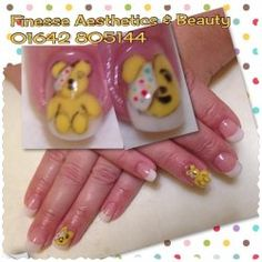 Pudsey Nails - Finesse Aesthetics & Beauty