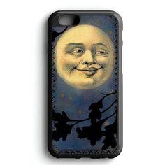 Vintage Moon Face iPhone 7 Case