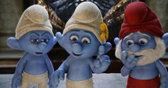 The Smurfs 2 Review: Kids Will Smurf It