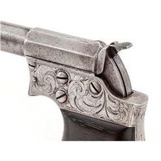 Remington Vest Pocket Saw-Handled Derringer