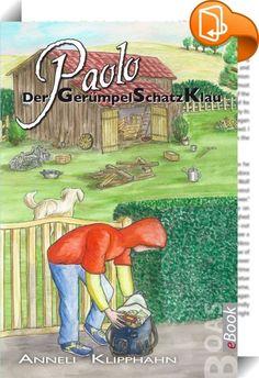 Paolo - Der GerümpelSchatzKlau    ::  Seit seine geliebte Oma gestorben ist, geht bei Paolo alles schief. Und weil er seine Trauer und Wut an seinen Mitschülern auslässt, hat er bald keine Freunde mehr. Doch eine unerwartete Begegnung auf dem Friedhof, Schokoladenkuchen und die Suche nach geheimnisvollen Schätzen in Herrn Höfers Gerümpelscheune geben Paolo neue Hoffnung. Er erfährt, dass es einen gibt, der ihm seine Schuld und Sorgen abnehmen will - Jesus Christus, den Sohn Gottes. Als...