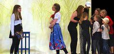 Kinder machen für Kinder Theater – und für sich. Schauen Sie einmal zu Der Theater-Pädagogisches-Zentrum Zeitz des Triton e. V. lädt ein zu einer offenen Probe.