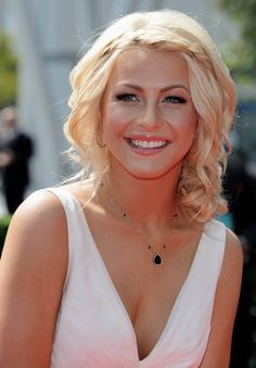 More Pics of Julianne Hough Pinned Up Ringlets (3 of 13) - Julianne Hough Lookbook - StyleBistro
