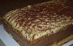 Tiramisu from scratch.an Italian wonder! English Food, English Recipes, Tutti Frutti, Tiramisu, Cookies, Cake, Ethnic Recipes, Sweet, Desserts