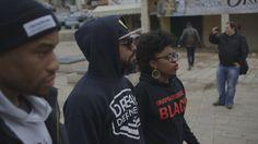 Solidarity Demonstration in Nazareth : Ferguson to Palestine