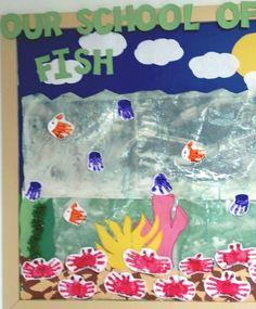 Theme Splish Splash On Pinterest Ocean Themes
