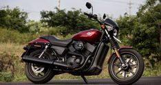 2017 Harley Davidson Street 750 has been launched with an ABS update in the…