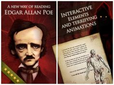 iPoe is an enhanced ebook at its best. It's the iPhone/iPad interactive Edgar Allan Poe Collection, and now you can get it for free in iTunes AppStore