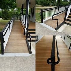 Best 8 Top Mid Bottom Ada Railing Ramp Stairs Ada 400 x 300