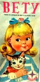 : Boneca Betty da Estrela