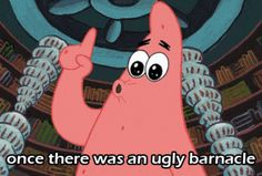 "24 Times Patrick Star Was The Funniest ""SpongeBob"" Character"