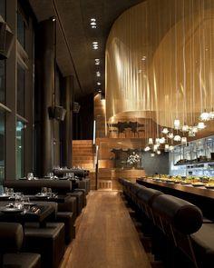 Topolopompo restaurant by Baranowitz Kronenberg Architecture, Tel Aviv   Israel restaurant