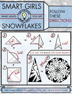 snowflake-cutouts