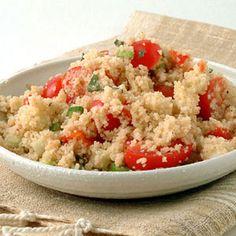 Mediterranean Couscous!