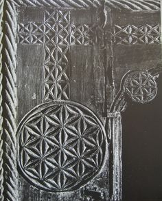 Yoga Studio Design, Stone Carving, Wood Carving, Arabesque, Dream Symbols, Door Casing, Seed Of Life, Chip Carving, Religious Symbols