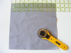 Making Ends Meet: Cathedral Window Tutorial