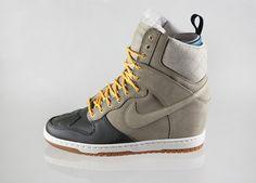 Startseite   Nike wmns Dunk Sky hi Sneakerboot (bamboo   bamboo) d259fd21c