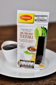 Ideen vom Wochenmarkt  – mit den neuen von der japanischen Küche inspirierten Würzpasten gelingen frische Wokgerichte im Handumdrehen.