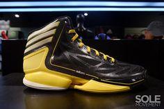 60dbfed4198b adidas adiZero Crazy Light 2 - Fall 2012 Colorways - SneakerNews.com
