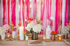 Colorful BBQ wedding | Real Weddings and Parties | 100 Layer Cake