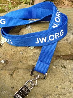JW.ORG Lanyard Convention gift or accessory by BlueMonkeyGallery
