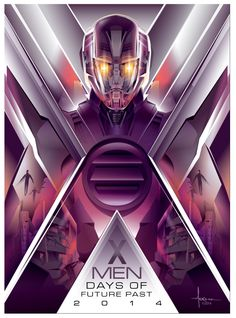Sentinels Poster Art for X-MEN: DAYS OF FUTURE PAST — GeekTyrant