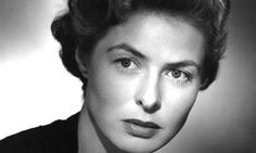 Félicie se parece a Ingrid Bergman.
