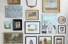 As you know, I love visiting the flea markets in New York and Paris. I love searching for vintage treasures and antiques but I don't have the time to go that often. (That's my gallery wall of art above.) Now flea market style comes to me, and you, in the form of online estate sales […]