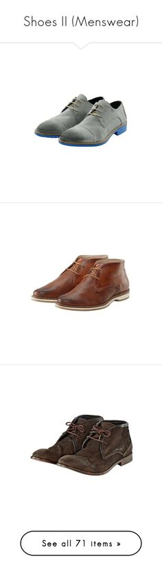 """Shoes II (Menswear)"" by giovanna1995 ❤ liked on Polyvore featuring men's fashion, men's shoes, men's oxfords, burgundy, mens brogue shoes, mens brogues, mens oxford shoes, burgundy mens shoes, men's slip resistant shoes and men's dress shoes"
