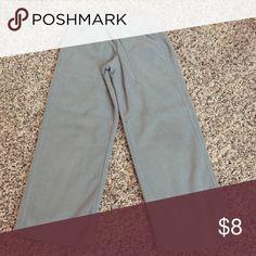 Euc gray fleece pants Euc gray fleece pants - size 5T - CIRCO Circo Bottoms Casual