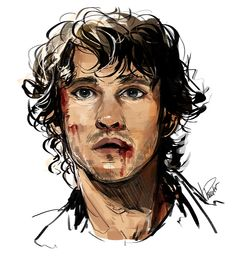 hugh dancy, by dissectr