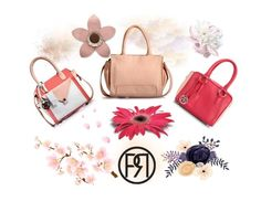 """""""Beautiful leather bags"""" by phiveriversuk ❤ liked on Polyvore featuring Foreside"""