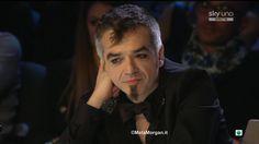 Morgan a @X Factor Italia - 9^ puntata 07.12.2012