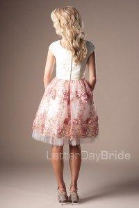 Modest Prom Dresses : Nora