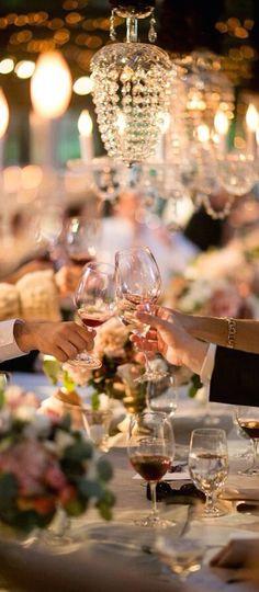 ☞ d i n n e r  p a r t y  {honey, I invited a few couples over for dinner}