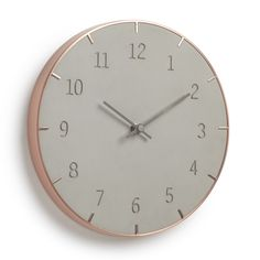 "Umbra 10"" Piatto Wall Clock"