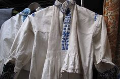 ❍ Hungarian Embroidered shirts