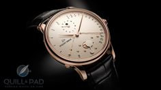 Jaquet Droz - Perpetual Calendar Eclipse arrives in stores ! - WtheJournal - all about high-end watches Dream Watches, Luxury Watches, Cool Watches, Watches For Men, Fine Watches, Eclipse Watch, Eclipse Time, Perpetual Calendar, Bracelet Cuir