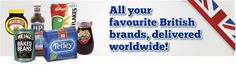 British Supermarket Abroad will deliver that little taste of home anywhere in the world