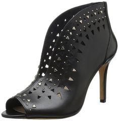 Vince Camuto Women's Ralla Boot, Black, 8.5 M US
