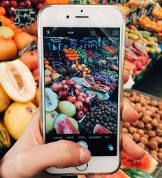 ideas for fruit market aesthetic Snacks Saludables, Foto Art, Photography Tips, Framing Photography, Iphone Photography, Love Food, Bali, Summertime, Instagram