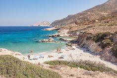 Kalotaritissa Mesa Ammos beach Donoussa island Cyclades