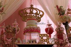 Princess Birthday Party Ideas | Photo 1 of 19