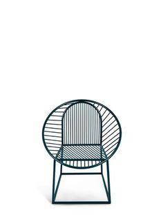 BENSIMONCircle armchair